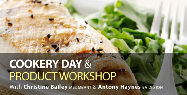 Cookery Day and Product Workshop